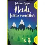 Heidi, fetița munților - Johanna Spyri