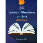 Limba si literatura romana - Manual pentru clasa X
