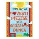 Povești piezișe de la Școala-n Dungă - Louis Sachar