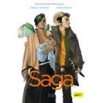 Saga #1 - Brian K. Vaughan, Fiona Staples