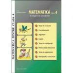 Matematica clasa IV culegere de probleme