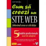 Cum sa creezi un site web - Scott Mitchell