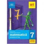 Matematica pentru clasa a VII-a. Semestrul al II-lea. Clubul matematicienilor - Marius Perianu