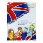 English with Nino. Workbook (Caietul elevului). Clasa I - Bianca Popa, Mariana Popa, Marina Frânculescu