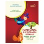 Matematica si explorarea mediului. Manual pentru clasa a II-a, partea I - Cleopatra Mihailescu, Tudora Pitila