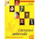 Literatura universala - Manual pentru clasa a XI-a - Florin Ionita, Maria Ionita, Gheorghe Lazarescu