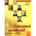 Literatura universala. Manual pentru Clasa a XII-a - Marilena Lascar