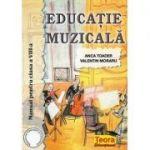Educatie muzicala - Manual pentru clasa VIII (Toader)