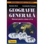 Geografie - Manual pentru clasa V