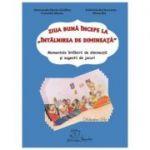 ZIUA BUNĂ ÎNCEPE LA 'ÎNTÂLNIREA DE DIMINEAŢĂ' - Berbeceanu G., Cioflica S., Ilie E., Marta C.