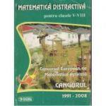 Cangurul. Matematica distractiva. Clasele V-VIII