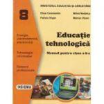 Educatie tehnologica - Manual clasa a VIII-a