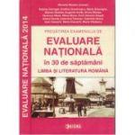 Evaluare Nationala 2014. Limba si literatura romana