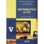 Informatica si TIC Clasa a V-a