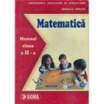 Matematica - Manual pentru clasa a II-a