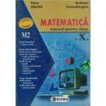 Matematica - Manual pentru clasa a X-a M2