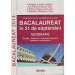 Pregatirea examenului de Bacalaureat 2014 - Geografie