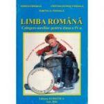 Limba romana (Elemente de constructie a comunicarii) - Auxiliar clasa a IV-a