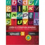Limba si literatura romana (caiet de aplicatii) - Clasa a III-a