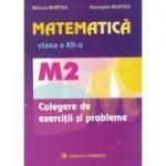 Matematica M2 - Clasa a XII-a