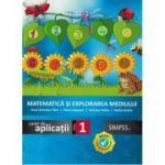 Matematica si explorarea mediului (Caiet de aplicatii) - Clasa I