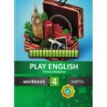 PLAY ENGLISH (English for kids) - Clasa a IV-a