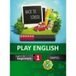 PLAY ENGLISH (English for kids) - Clasa I