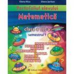 Portofoliul elevului. Matematică. Clasa a III-a. Semestrul 1. P3M1