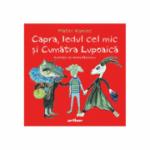 Capra, Iedul cel mic și Cumătra Lupoaică - Matei Vișniec
