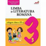 Limba si literatura romana - culegere clasa a III-a