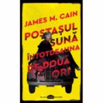 Poştaşul sună întotdeauna de două ori - James M. Cain