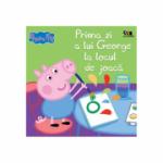 Peppa Pig: Prima zi a lui George la locul de joacă - Neville Astley, Mark Baker