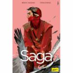 Saga #2 - Brian K. Vaughan, Fiona Staples
