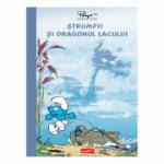 Ștrumfii și dragonul lacului