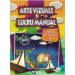 Arte vizuale si lucru manual - Caiet de activitati 3