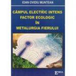 Câmpul electric intens, Factor ecologic în metalurgia fierului