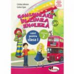 Comunicare in limba engleza. Caiet pentru clasa I, Semestrul II