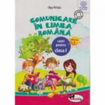 Comunicare in limba romana. Caiet pentru clasa I, semestrul 1