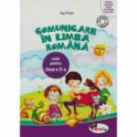 Comunicare in limba romana. Caiet pentru clasa II, semestrul 1