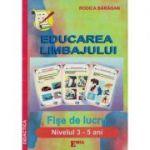 Educarea limbajului 3-5 ani