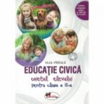 Educatie civica. Caietul elevului pentru cls a III-a