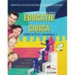 Educatie civica. Manual pentru clasa a IV-a (sem I+sem II)