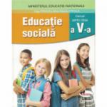 Educatie sociala, manual clasa a V-a