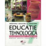 Educație tehnologică. Manual pentru clasa a VII-a