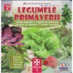 Prima carte cu legumele primaverii - Athos