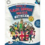 Limba moderna - engleza. Manual pentru clasa a III-a, partea I+partea a II-a