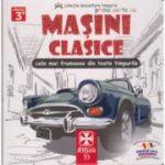 Prima carte cu masini clasice - Athos