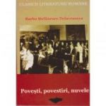 Povesti, povestiri, nuvele (biblioteca elevului) - Barbu Stefanescu Delavrancea