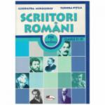 Scriitori romani. Fise de portofoliu, clasele II-IV