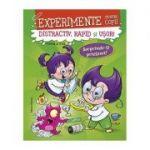 Experimente pentru copii - verde - Alexandre Wajnberg